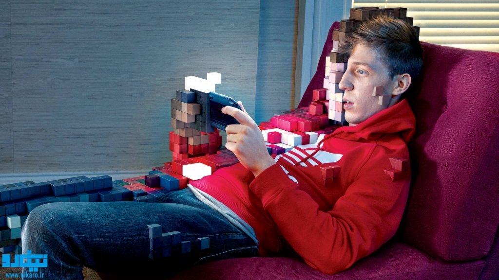 بازی های ویدیویی, اعتیاد به بازی, اعتیاد اینترنتی, نوجوان, اثرات بازی های ویدیویی, فواید بازی های ویدیویی, مضرات بازی های ویدیویی