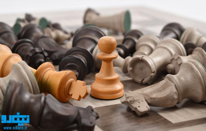 مهره شطرنج