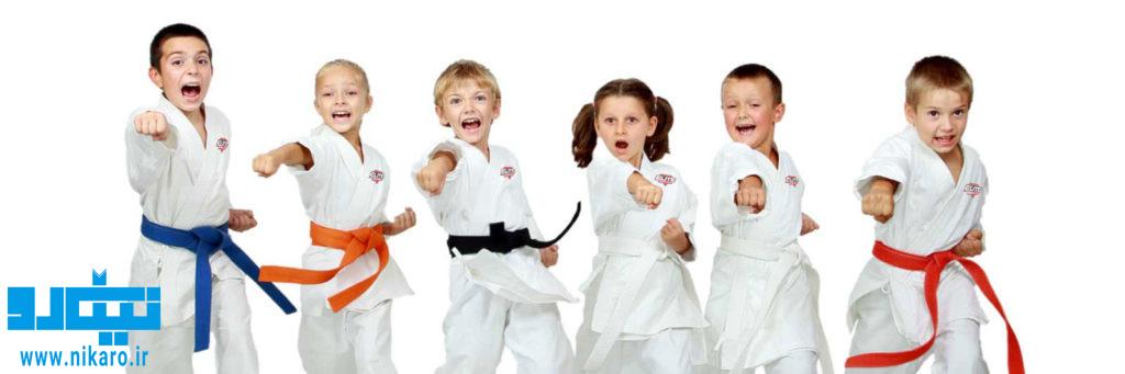 کاراته کودکان