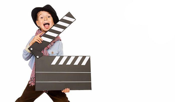 بازیگری کودک
