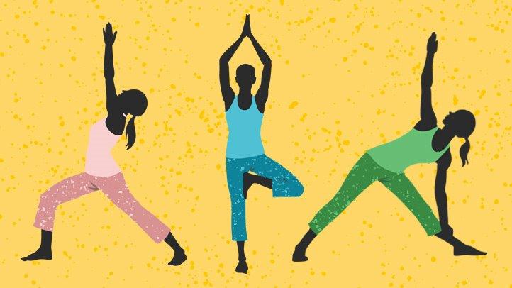 فرق مدیتیشن با یوگا در چیست ؟