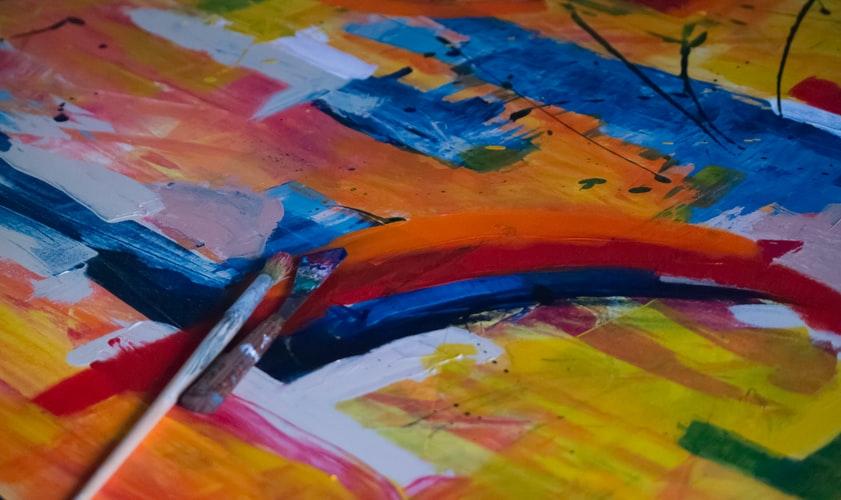 وسایل مورد نیاز نقاشی