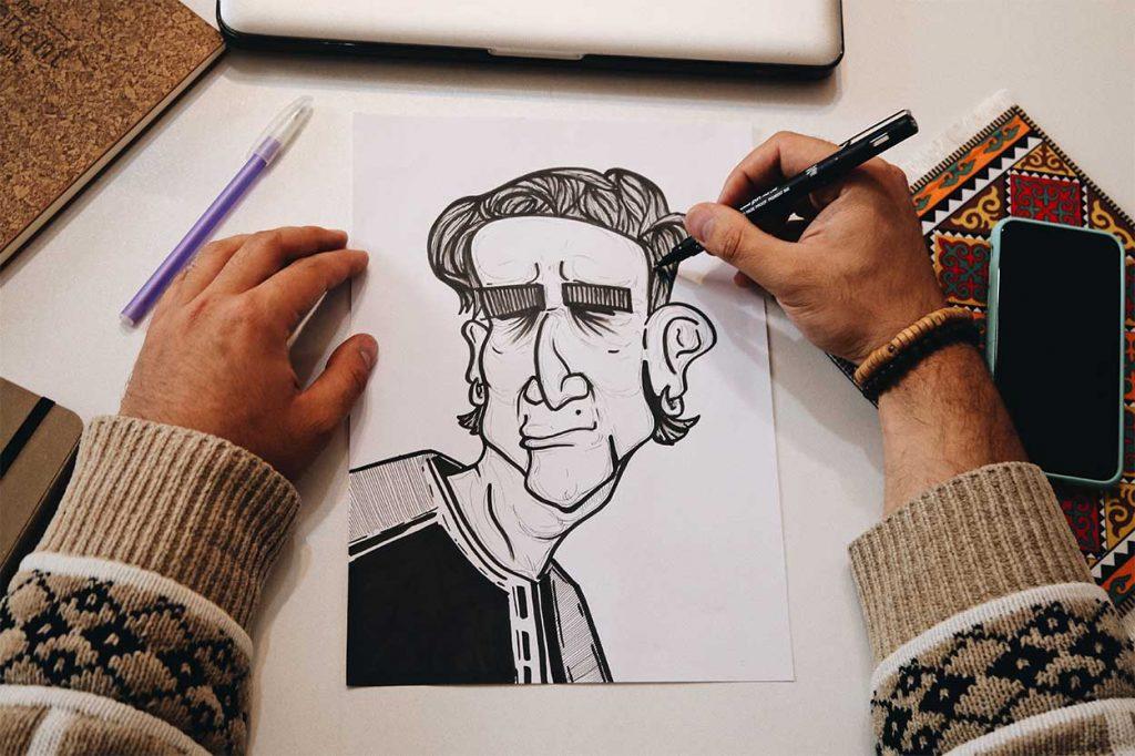 معرفی بهترین کلاس نقاشی یزد