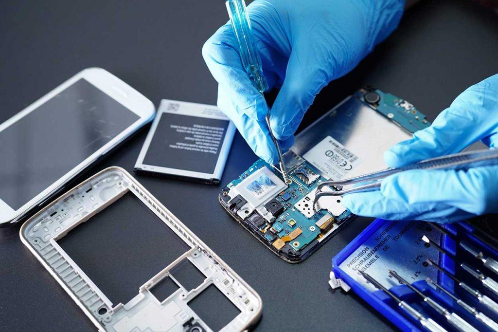 معرفی بهترین کلاس تعمیرات موبایل مشهد