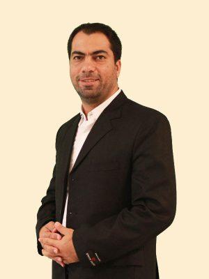 محسن افشارپور - مدیر اجرایی