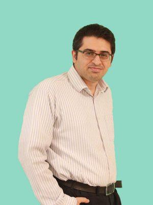 رضا ابراهیمی - مدیر فنی