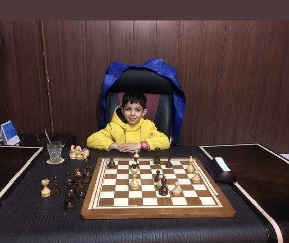 كلاس شطرنج (مقدماتي)