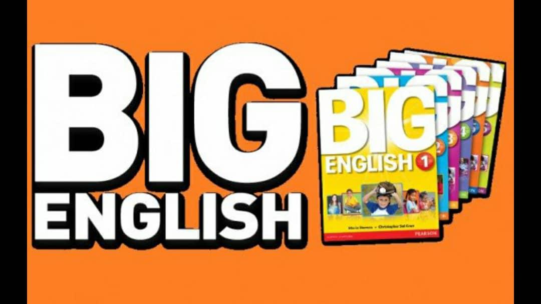 Big english 1c