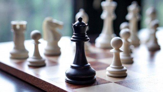کلاس شطرنج پیشرفته