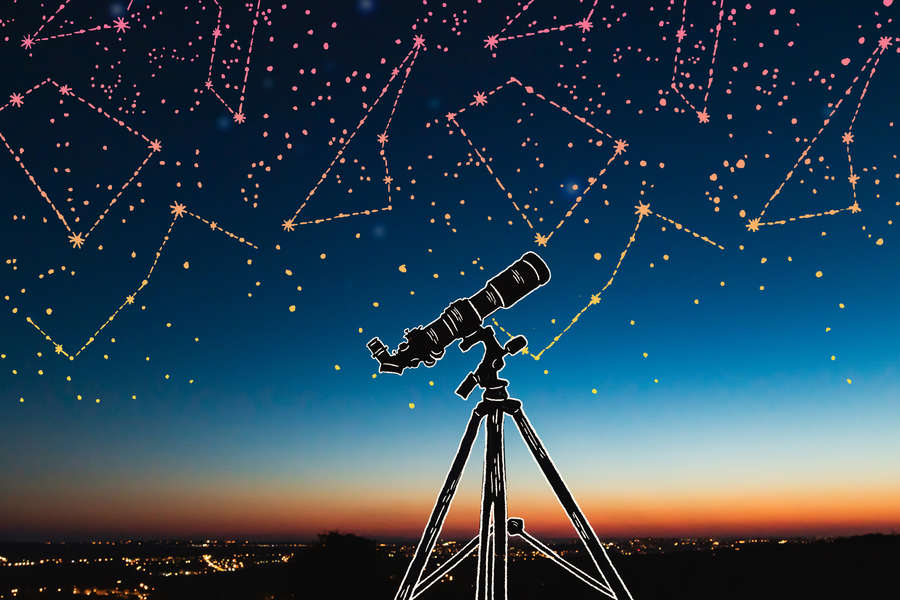 آشنایی با نجوم