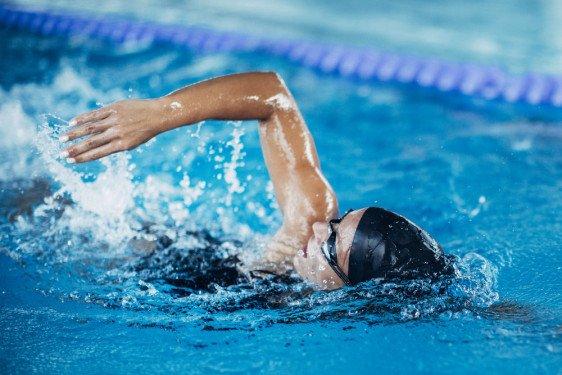 شنا تکمیلی سطح 4